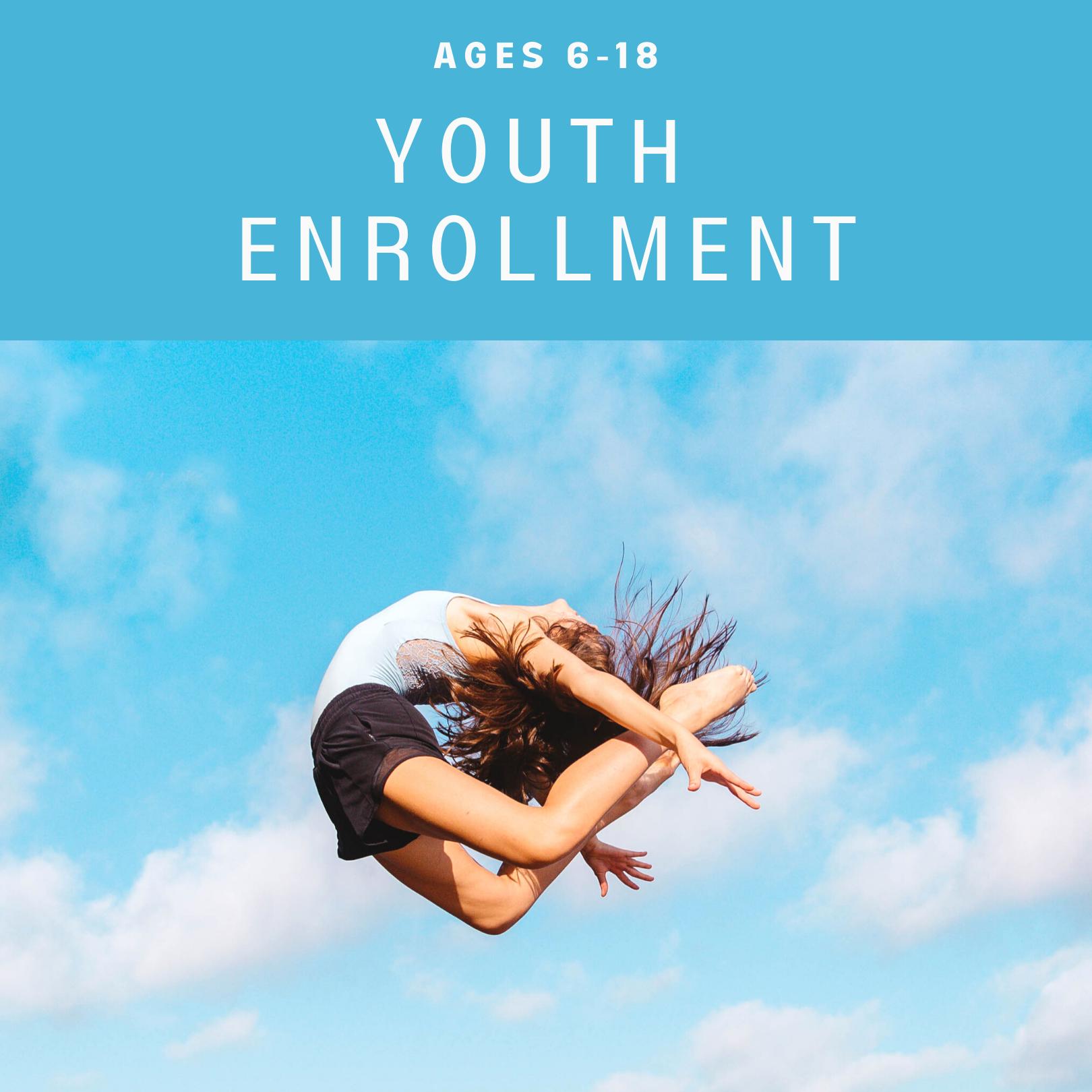 Fall Youth Enrollment