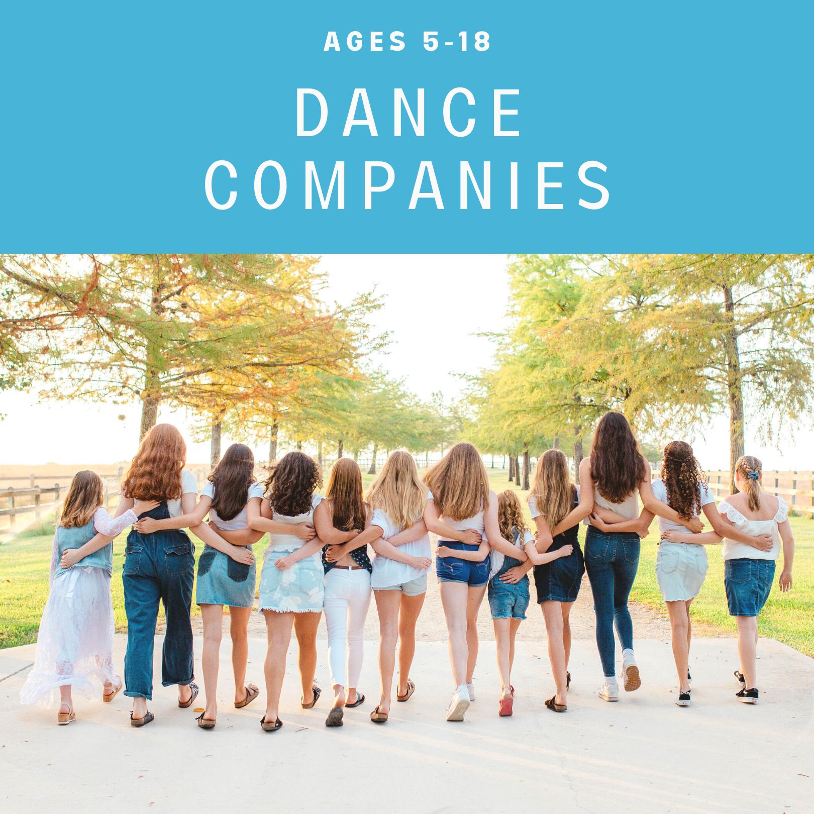 Balance Dance Companies